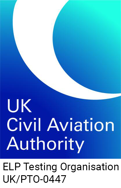 UK CAA logo